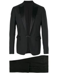 DSquared² - Smoking a due pezzi 'Beverly' - Lyst