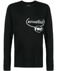 P.a.m. Perks And Mini - Logo Printed Top - Lyst