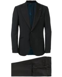 Maurizio Miri - Peaked Lapels Suit - Lyst