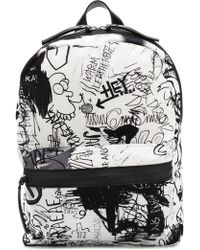 MM6 by Maison Martin Margiela - Drawings Backpack - Lyst