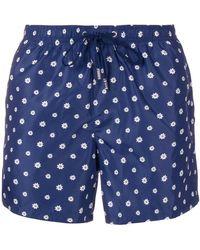Fefe - Margherite Swim Shorts - Lyst