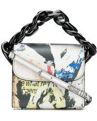 Marques'Almeida - Big Chain Mini Bag - Lyst