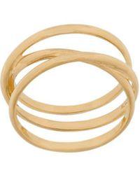 Maria Black - Emilie Wrap Ring - Lyst