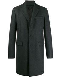 DSquared² シングルコート - ブラック