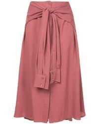 Sies Marjan - Shirt-style Skirt - Lyst