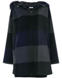 P.A.R.O.S.H. - Knitted Cardi-coat - Lyst