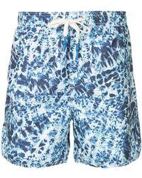 The Upside - Tie-dye Shorts - Lyst