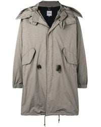 Aspesi - Oversized Raincoat - Lyst