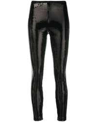 Marc Jacobs - Stretch Sequin leggings - Lyst