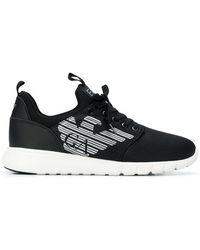 Emporio Armani - Runner Sneakers - Lyst