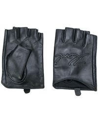 Karl Lagerfeld - K/signature Glove - Lyst