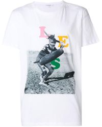 Les Benjamins - Anjin T-shirt - Lyst