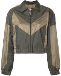 MISBHV - Zipped Panelled Bomber Jacket - Lyst