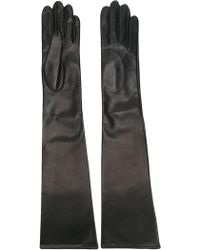 Manokhi - Plain Gloves - Lyst
