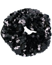 Eugenia Kim - Mallory Sequinned Scrunchie - Lyst