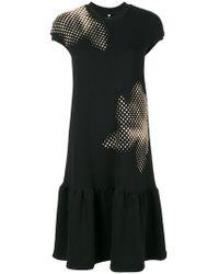 Ioana Ciolacu - T-shirt Drop Waist Dress - Lyst