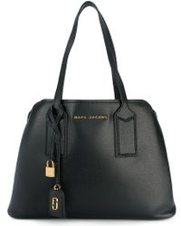 Marc Jacobs | The Editor Leather Shoulder Bag | Lyst