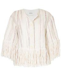 Goen.J | Tweed Jacket | Lyst