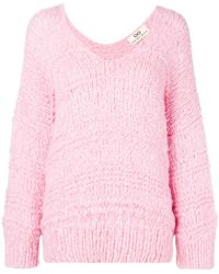 SMINFINITY - Chunky Knit Jumper - Lyst