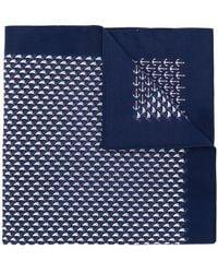 Ferragamo - Sailor Print Scarf - Lyst