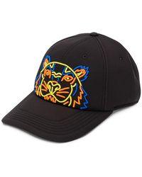 94f98a6316b Lyst - KENZO Signature Cap in Black for Men