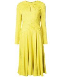 Prabal Gurung - Twist Dress With Keyhole - Lyst