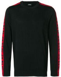 DIESEL - K-tracky Sweater - Lyst