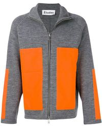 Etudes Studio - Color-blocked Jacket - Lyst