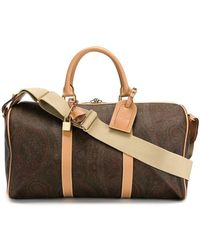 Etro - 'ameba' Weekend Bag - Lyst