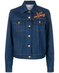 Olympia Le-Tan - Chaqueta I Do My Own Thing - Lyst