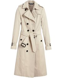 Burberry - The Sandringham – Extra-long Trench Coat - Lyst