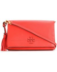 Tory Burch - Mcgraw Fold-over Crossbody Bag - Lyst