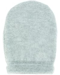 MM6 by Maison Martin Margiela - Knit Beanie - Lyst