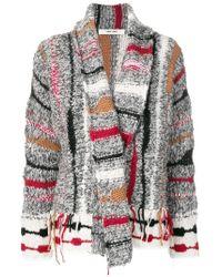 Damir Doma - Knitted Cardigan - Lyst