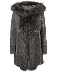 Philipp Plein - Amazing Fur Coat - Lyst