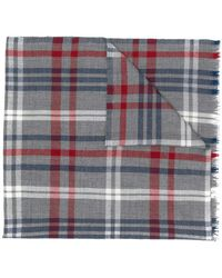 Loro Piana - Checked Scarf - Lyst