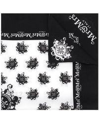 Mr & Mrs Italy - Logo Square Scarf - Lyst