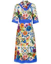 3accf25b Women's Dolce & Gabbana Dresses - Lyst