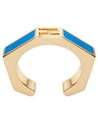 Fendi - Baguette Ring - Lyst