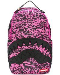 Sprayground - Scribble Backpack - Lyst