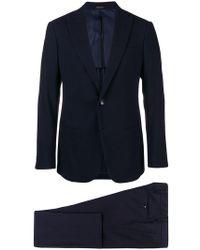 Giorgio Armani - Two-piece Formal Suit - Lyst