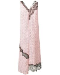 JOSEPH - Платье С Цветочным Принтом - Lyst