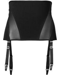 Maison Close - Belle De Jour Suspenders - Lyst
