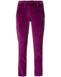 Dondup - Cropped-Skinny-Hose - Lyst