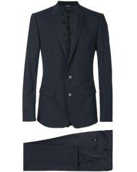 Dolce & Gabbana - Classic Suit - Lyst