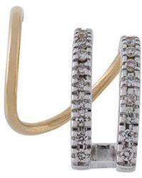 Maria Black | Bess Blanc Diamond Earring (right) | Lyst