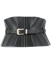 Mugler - Corset Waist Belt - Lyst