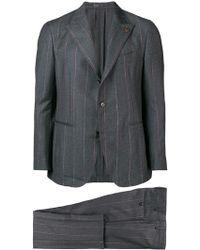 Gabriele Pasini - Striped Two-piece Suit - Lyst