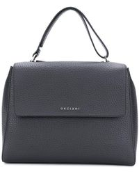 Orciani - Large Logo Tote - Lyst