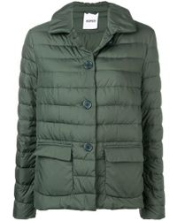 Aspesi - Quilted Jacket - Lyst